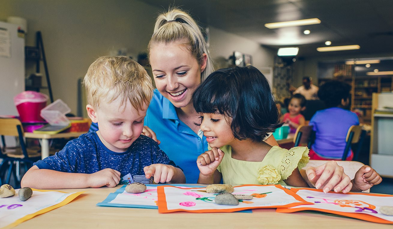No child should miss out on high quality early learning