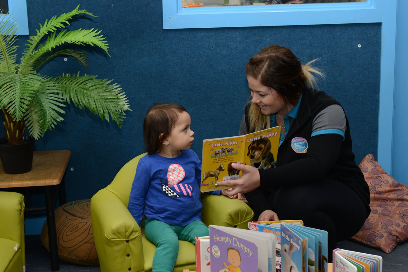 Reading program pays off for all ages