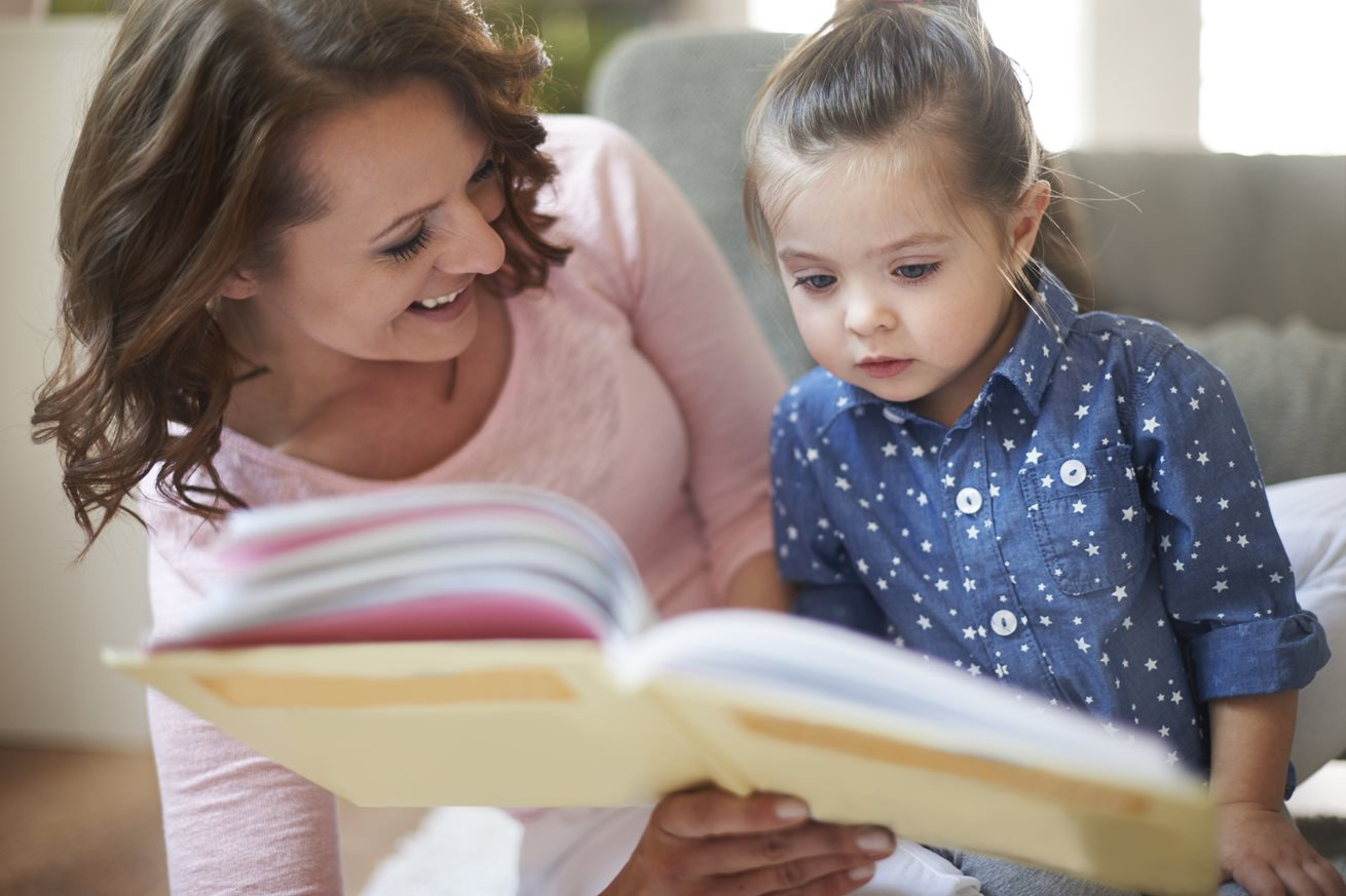 Intervention can be helpful for children who stutter
