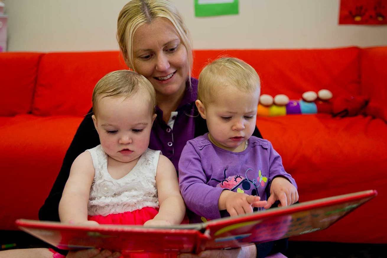 Libraries set challenge to parents of babies and toddlers