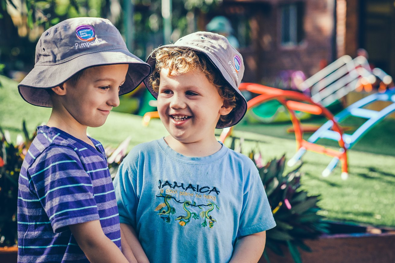 Self-awareness and confidence help children in tricky social situations