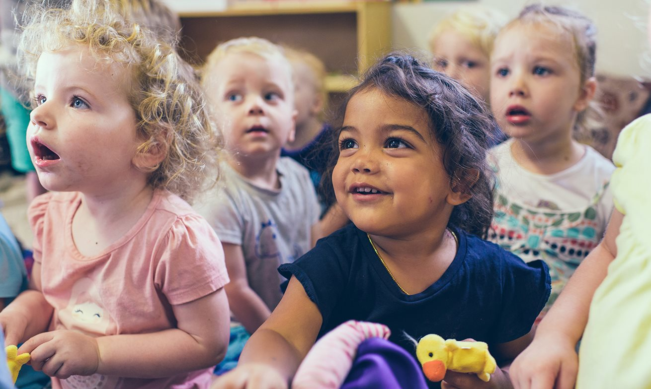 Big long term benefits for Australia in investing in early learning