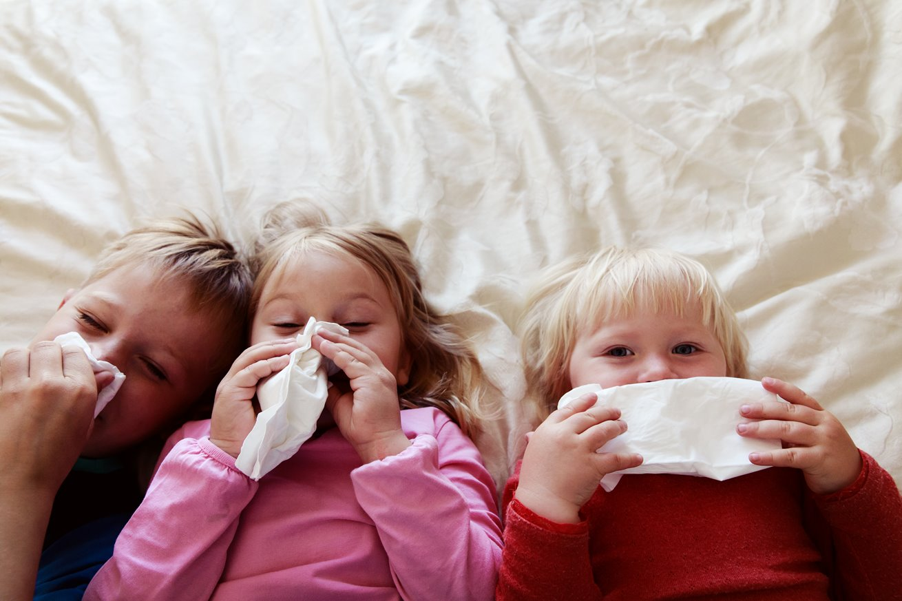 Is your child too sick for daycare?