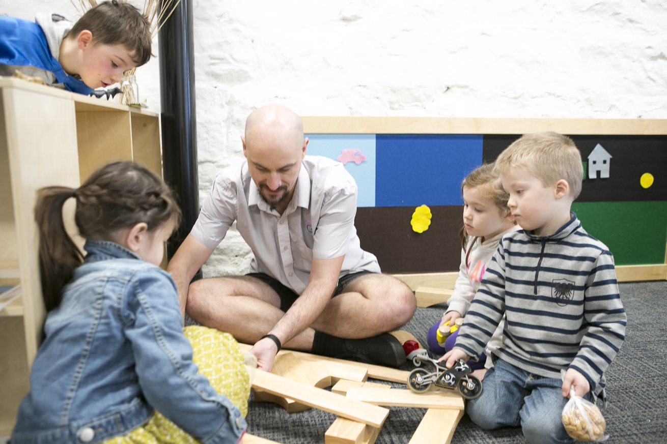 New state-of-the-art child care experience at Goodstart Hobart West