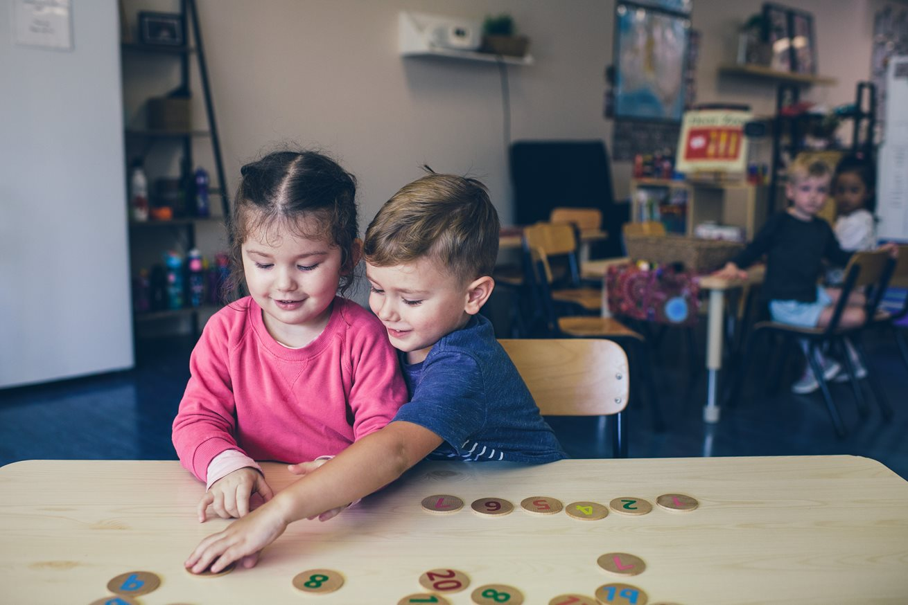 Kindergarten enables essential life skills