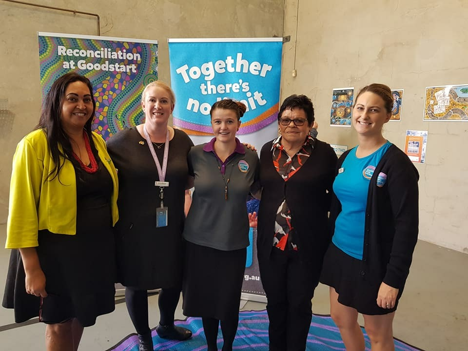 Reconciliation Week at Goodstart