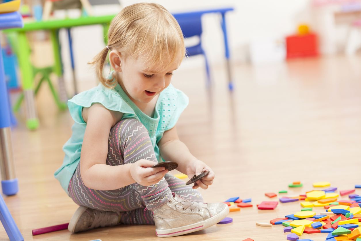 What to expect when you have a three- to five-year-old