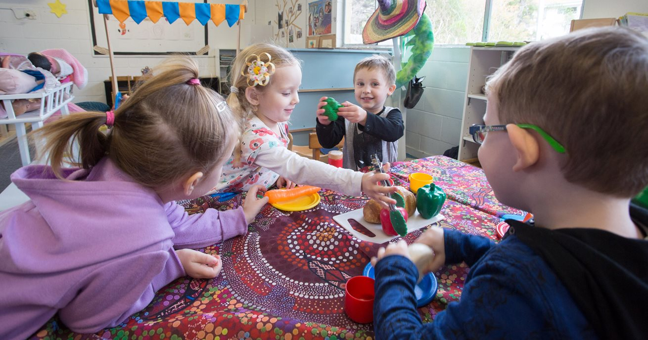 Goodstart Aspley celebrates NAIDOC Week
