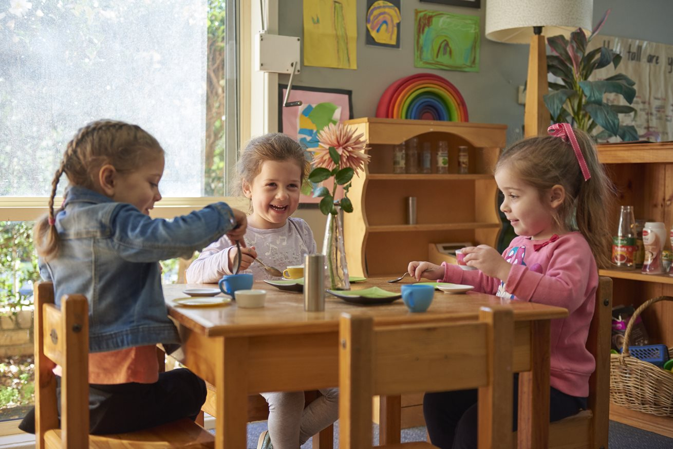 Quality early education equals better long-term relationships