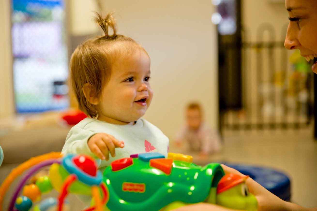 Did you know about the funding available for childcare in Queensland?