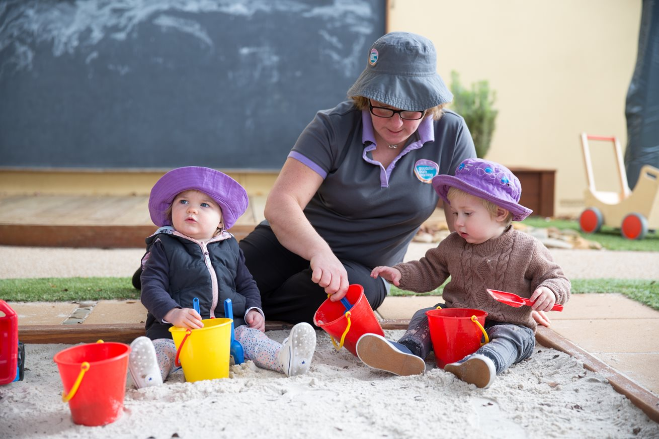 Childcare benchmarks promote quality