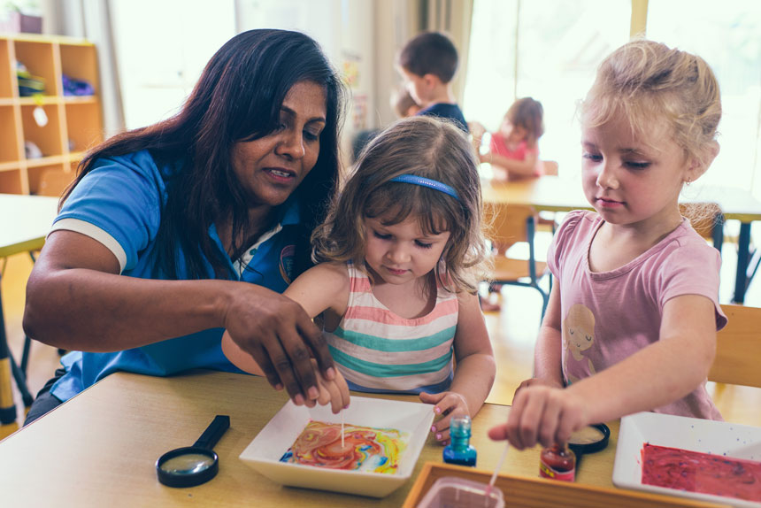 Child care transition good idea but families need more