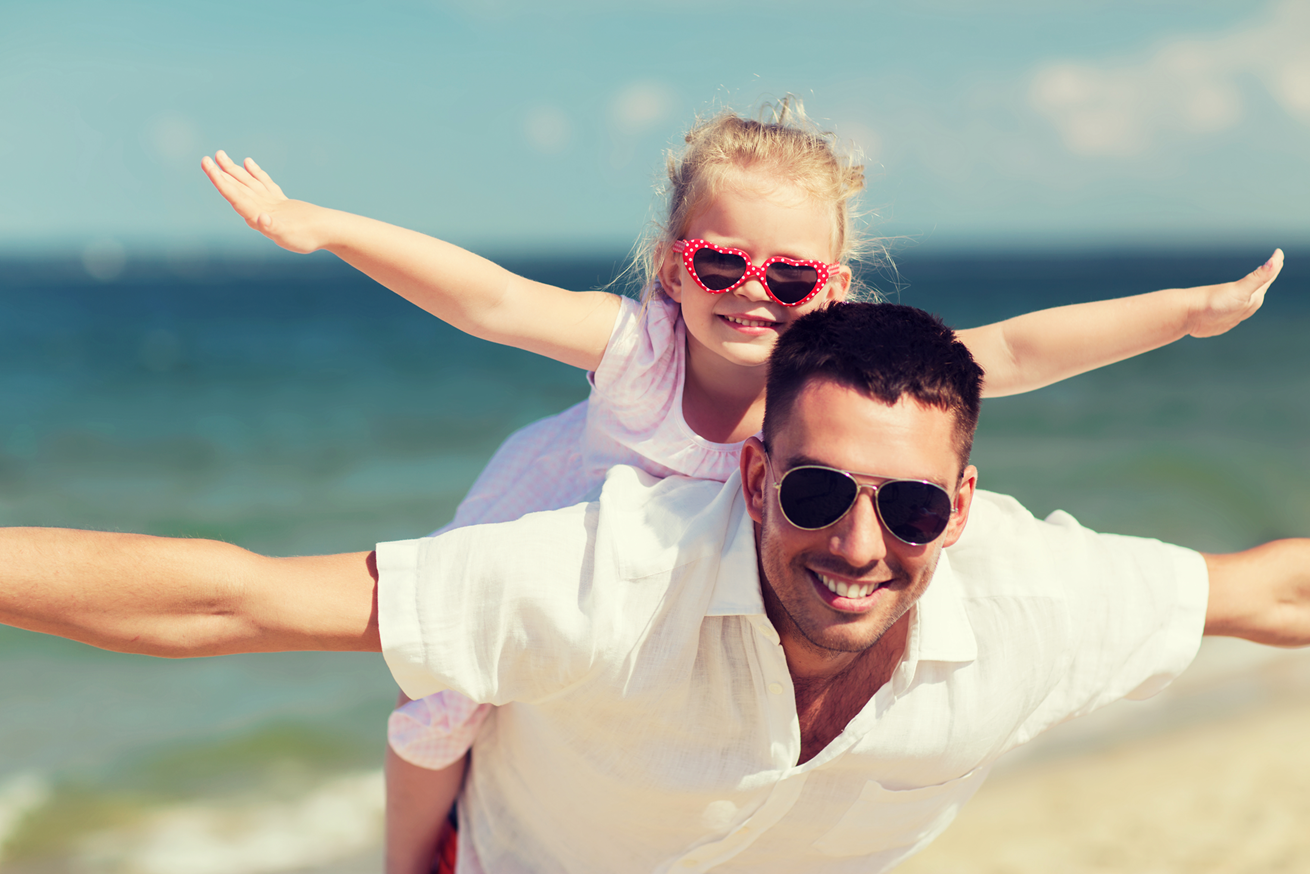 Bond with dad key to well-adjusted kids