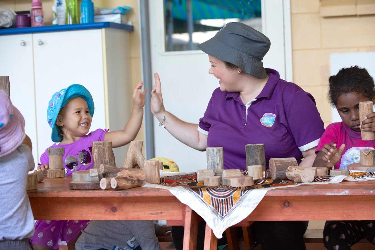 Helping hand for children in north Queensland