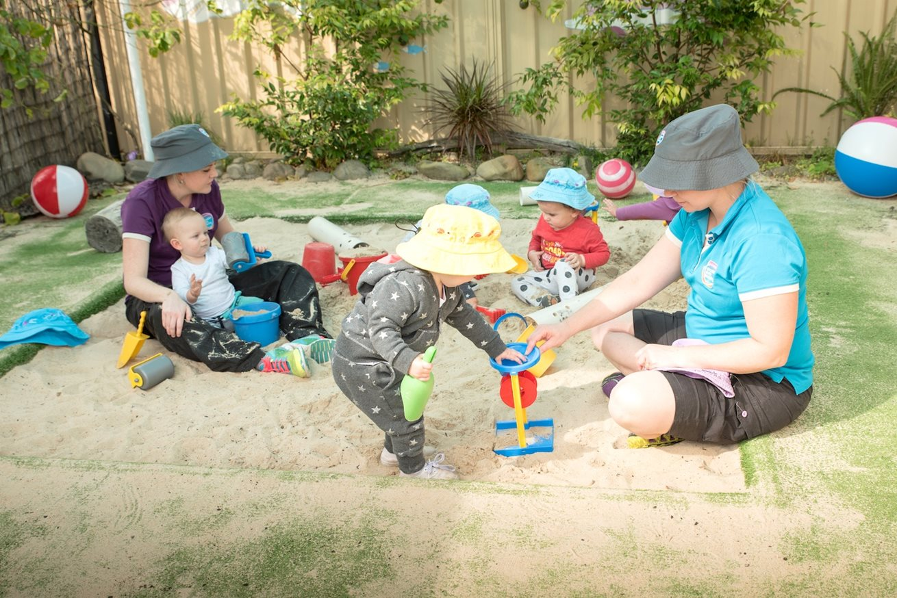 Woodside funding supports children across WA centres