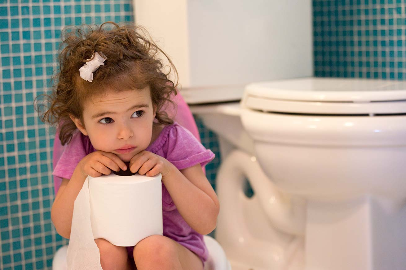 A how-to guide: toilet training