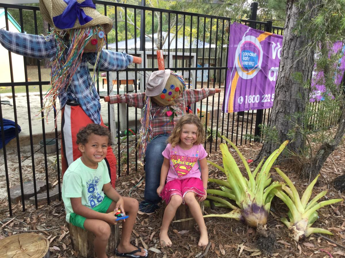 Scarecrow competition delivers lesson in community spirit