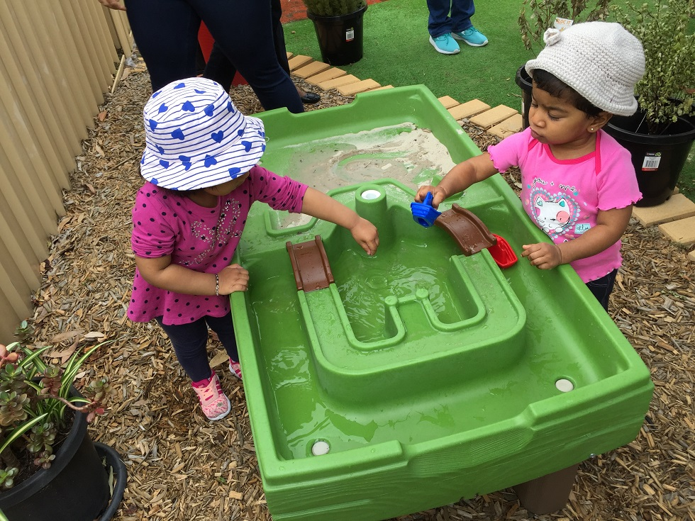 Centre offers early learning for all