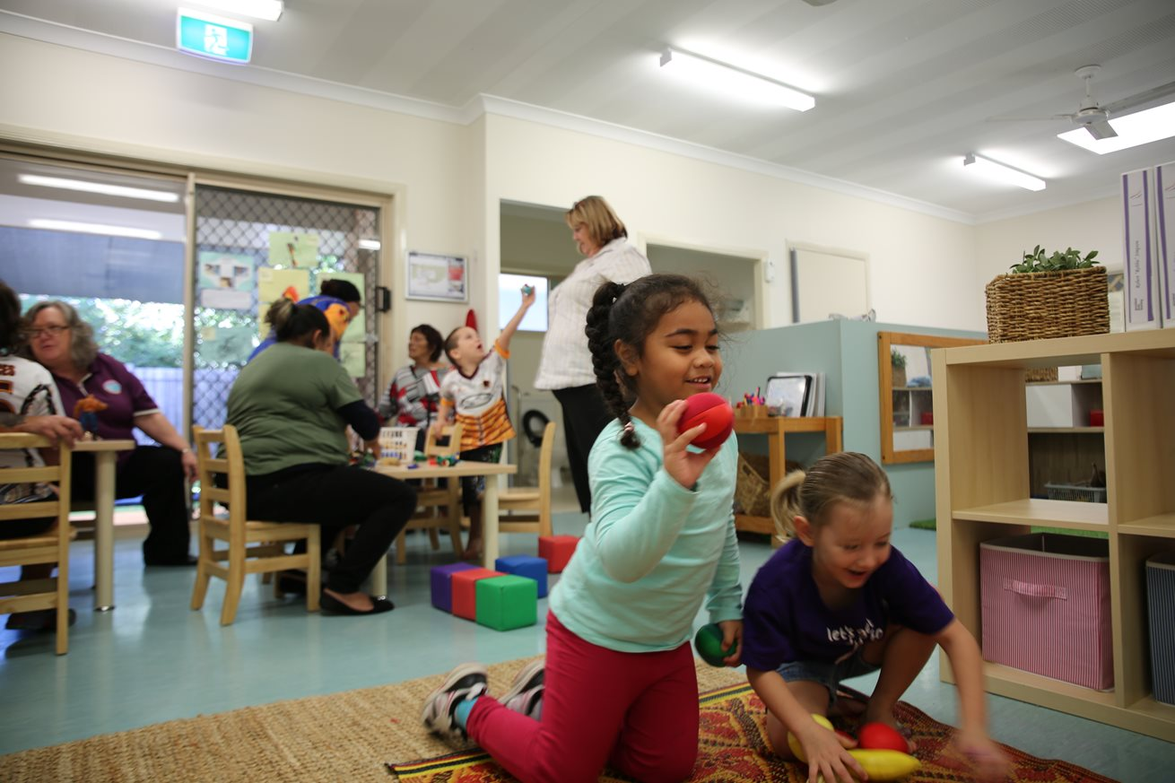 Goodstart celebrates grand opening of the Yelangi Playgroup