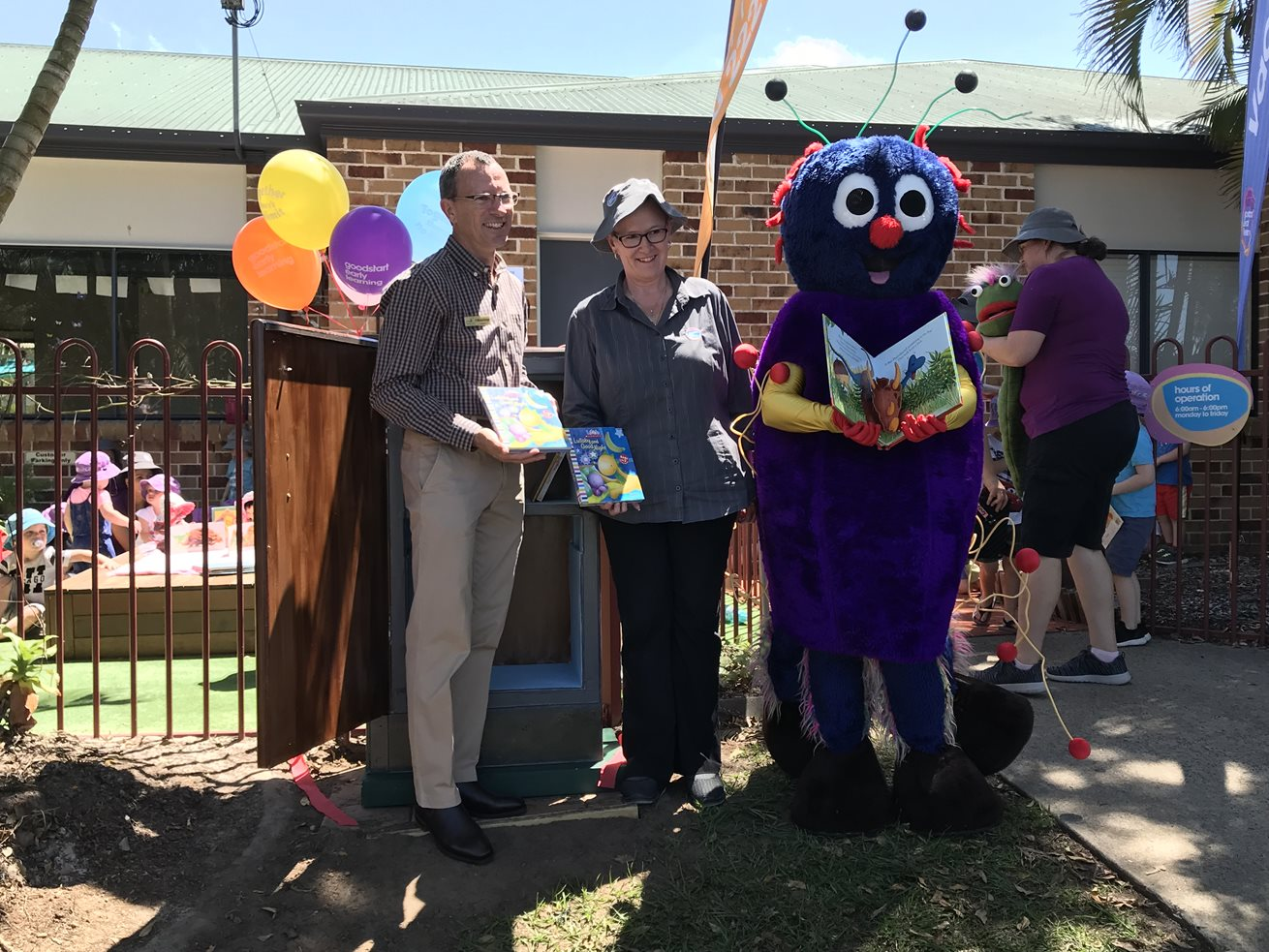 Library a gift to local Beaudesert community