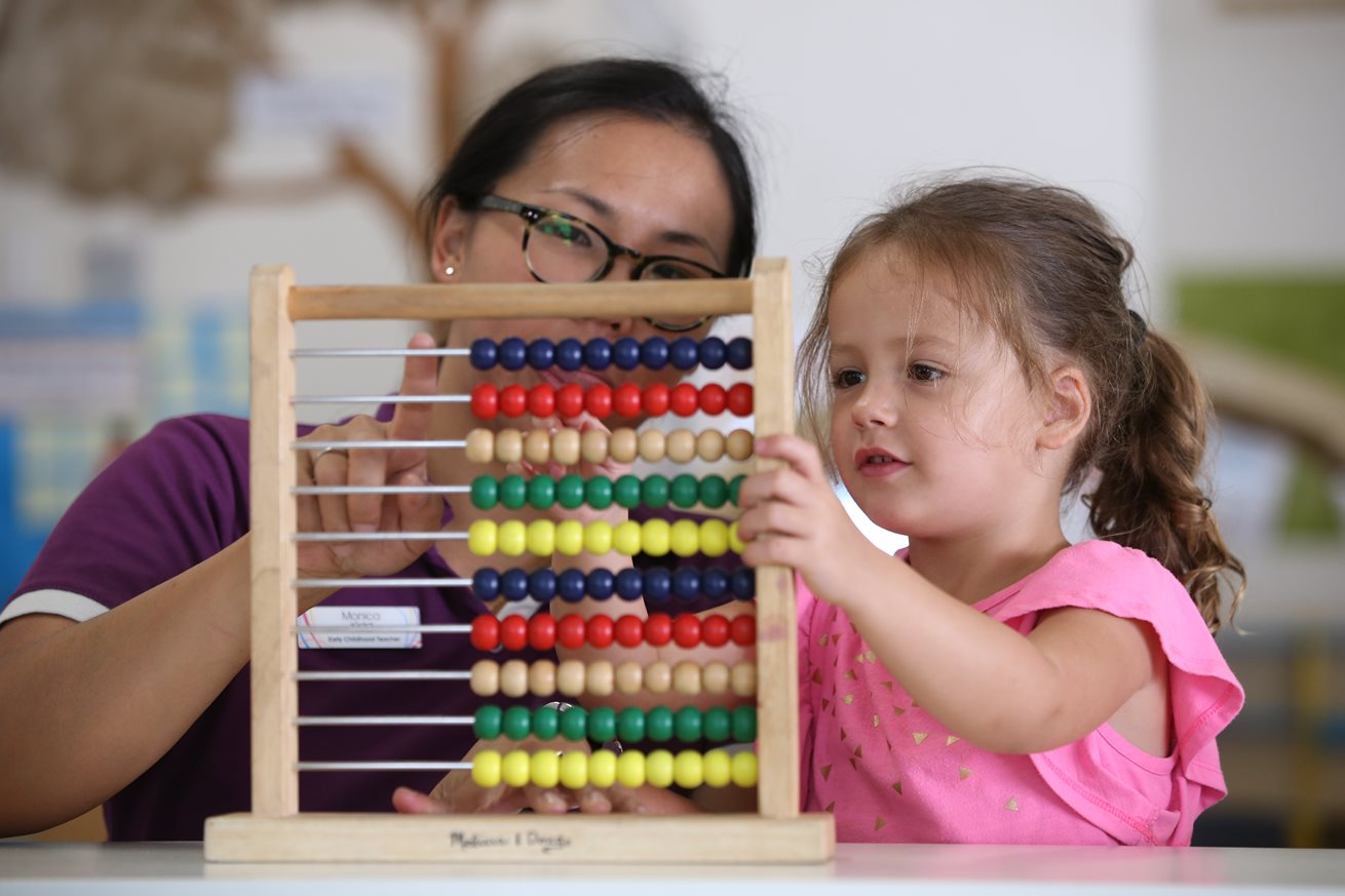 Early maths matters for school readiness