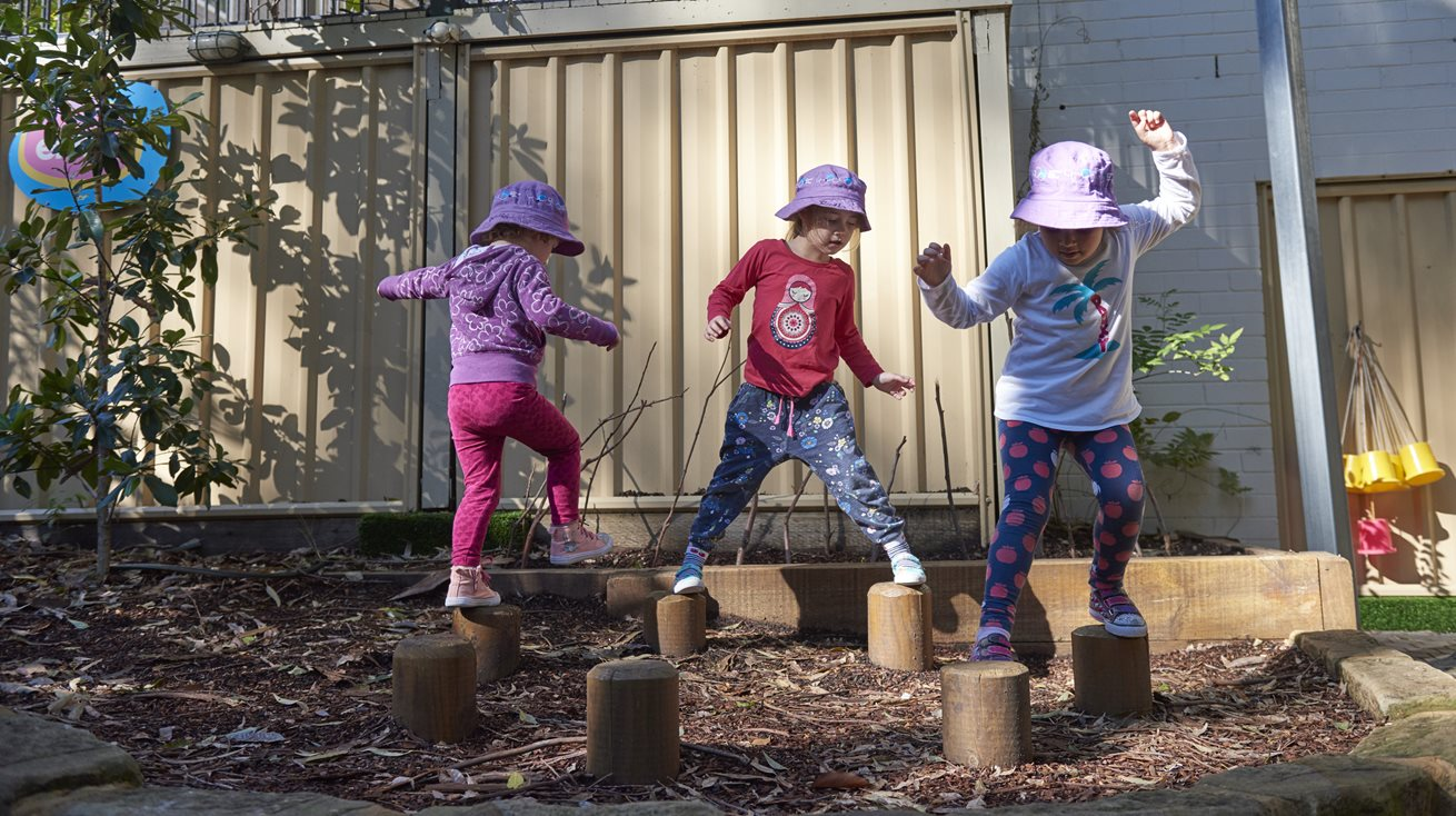 Quality early learning with a difference at Lane Cove
