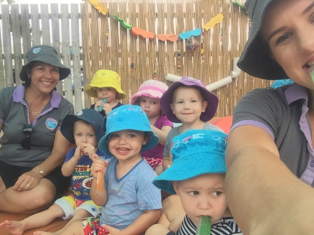 Dream to work in childcare comes true for Shaylagh
