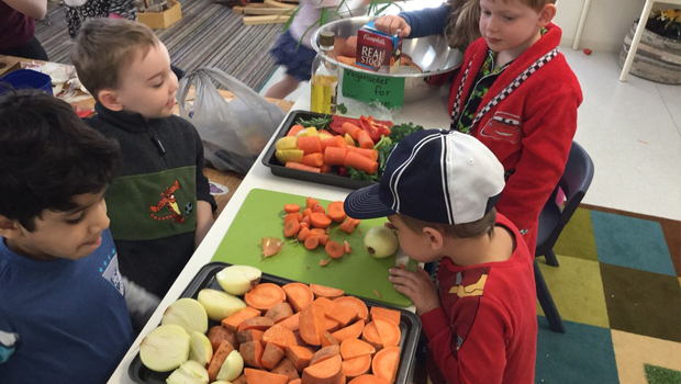 Tips for getting your children to eat more vegetables