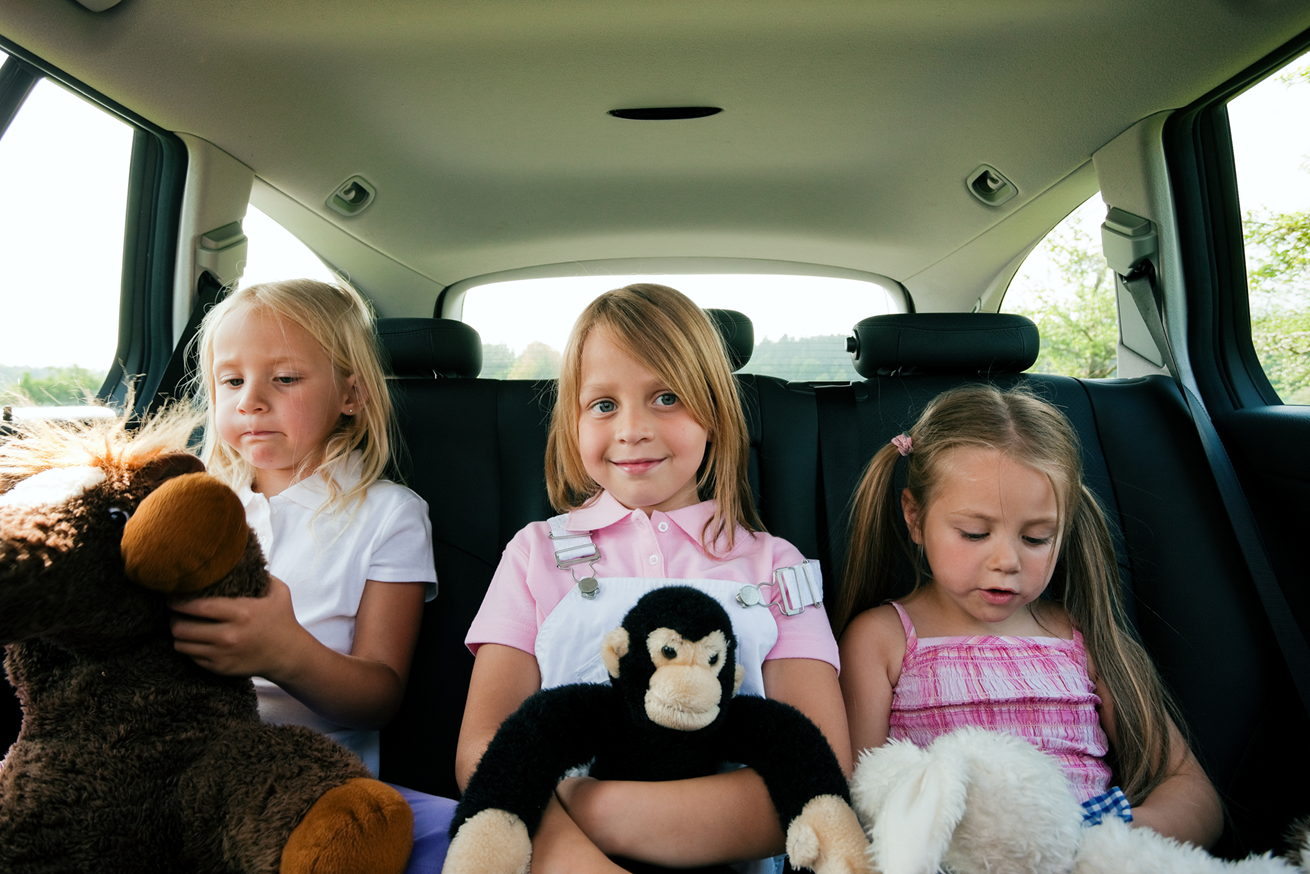 Tips to make travelling with children a little easier