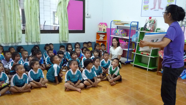 Early learning program benefits children across the globe